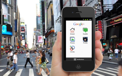 Google Plus Local for Mobile