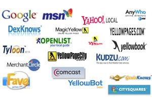 online directory listings