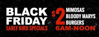 black friday ad graphic design