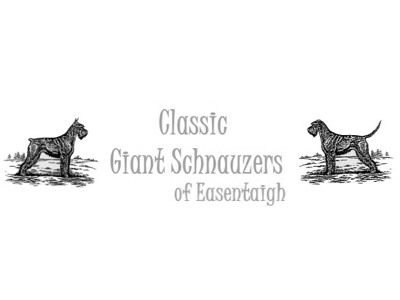 Classic Giant Schnauzers Website