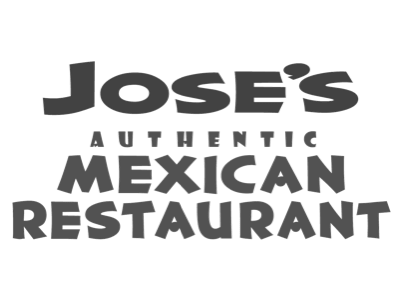 Jose's Authentic Mexican Restaurant logo for website design